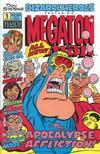 Cover for Don Simpson's Bizarre Heroes (Fiasco Comics, 1994 series) #1