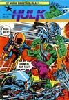 Cover for Hulk (Atlantic Forlag, 1980 series) #3/1980
