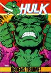 Cover for Hulk (Atlantic Forlag, 1980 series) #10/1981