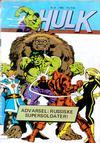 Cover for Hulk (Atlantic Forlag, 1980 series) #8/1982