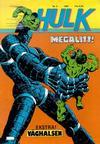 Cover for Hulk (Atlantic Forlag, 1980 series) #5/1983