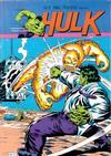 Cover for Hulk (Atlantic Forlag, 1980 series) #5/1984