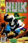 Cover for Hulk (Semic, 1984 series) #2/1990