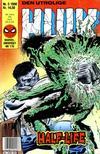 Cover for Hulk (Semic, 1984 series) #5/1990