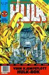 Cover for Hulk (Semic, 1984 series) #3/1991
