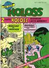Cover for Koloss (Serieforlaget / Se-Bladene / Stabenfeldt, 1968 series) #4/1968