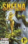 Cover for Sheena: Queen of the Jungle (Devil's Due Publishing, 2007 series) #1 [Cover A Joe Jusko]