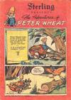 Cover for The Adventures of Peter Wheat (Peter Wheat Bread and Bakers Associates, 1948 series) #29 [Sterling]