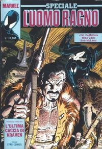 Cover Thumbnail for Speciale L'Uomo Ragno (Edizioni Star Comics, 1990 series)