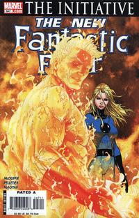 Cover Thumbnail for Fantastic Four (Marvel, 1998 series) #547 [Direct Edition]