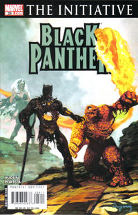 Cover Thumbnail for Black Panther (Marvel, 2005 series) #28