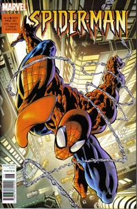 Cover Thumbnail for Spider-Man (Egmont, 1999 series) #6/2005