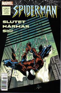 Cover Thumbnail for Spider-Man (Egmont, 1999 series) #8/2005