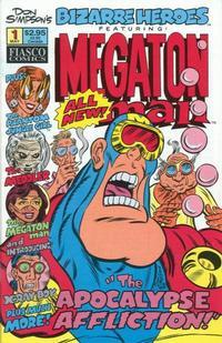 Cover Thumbnail for Don Simpson's Bizarre Heroes (Fiasco Comics, 1994 series) #1