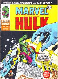 Cover Thumbnail for The Mighty World of Marvel (Marvel UK, 1972 series) #126