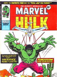Cover Thumbnail for The Mighty World of Marvel (Marvel UK, 1972 series) #127