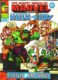 Cover Thumbnail for The Mighty World of Marvel (Marvel UK, 1972 series) #288