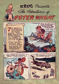 Cover Thumbnail for The Adventures of Peter Wheat (Peter Wheat Bread and Bakers Associates, 1948 series) #10