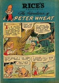 Cover Thumbnail for The Adventures of Peter Wheat (Peter Wheat Bread and Bakers Associates, 1948 series) #47