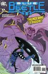 Cover for The Blue Beetle (DC, 2006 series) #17