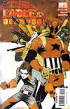 Cover for Cable & Deadpool (Marvel, 2006 series) #45 [Direct Edition]