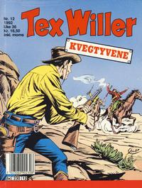 Cover Thumbnail for Tex Willer (Semic, 1977 series) #12/1992