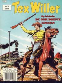 Cover Thumbnail for Tex Willer (Hjemmet / Egmont, 1998 series) #9/1998