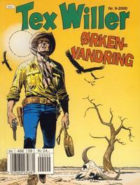 Cover Thumbnail for Tex Willer (Hjemmet / Egmont, 1998 series) #9/2000