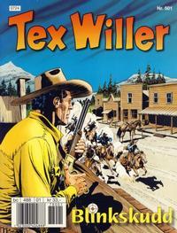 Cover Thumbnail for Tex Willer (Hjemmet / Egmont, 1998 series) #501