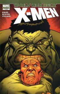 Cover Thumbnail for World War Hulk: X-Men (Marvel, 2007 series) #1