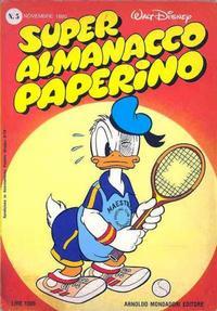 Cover Thumbnail for Super Almanacco Paperino (Arnoldo Mondadori Editore, 1980 series) #5