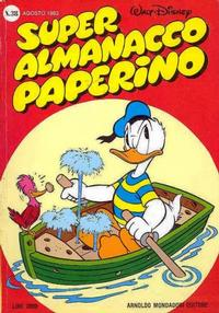 Cover Thumbnail for Super Almanacco Paperino (Arnoldo Mondadori Editore, 1980 series) #38