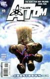 Cover for The All New Atom (DC, 2006 series) #15