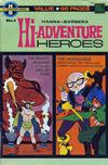 Cover for Hanna-Barbera Hi-Adventure Heroes (K. G. Murray, 1976 series) #1
