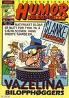 Cover for Humor og kanari (Bladkompaniet, 1988 series) #3/1988