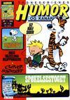 Cover for Humor og kanari (Bladkompaniet, 1988 series) #1/1989