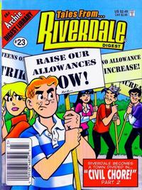 Cover Thumbnail for Tales from Riverdale Digest (Archie, 2005 series) #23