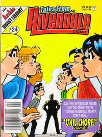 Cover Thumbnail for Tales from Riverdale Digest (Archie, 2005 series) #24