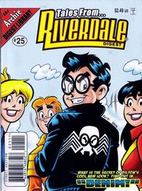 Cover Thumbnail for Tales from Riverdale Digest (Archie, 2005 series) #25