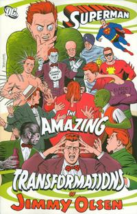 Cover Thumbnail for Superman: The Amazing Transformations of Jimmy Olsen (DC, 2007 series)