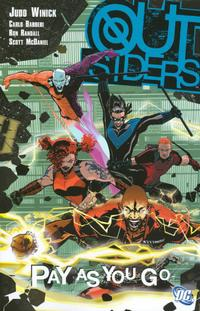 Cover Thumbnail for Outsiders: Pay As You Go (DC, 2007 series)