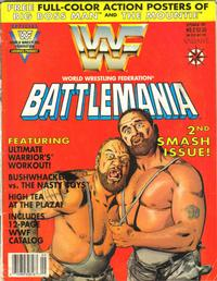 Cover Thumbnail for Battlemania (Acclaim / Valiant, 1991 series) #2