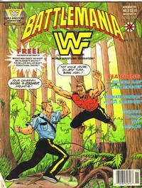 Cover Thumbnail for Battlemania (Acclaim / Valiant, 1991 series) #3