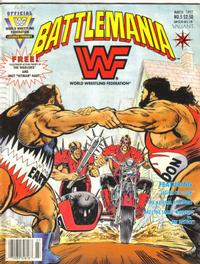 Cover Thumbnail for Battlemania (Acclaim / Valiant, 1991 series) #5
