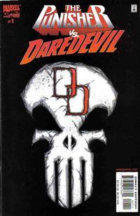 Cover Thumbnail for Punisher vs. Daredevil (Marvel, 2000 series) #1