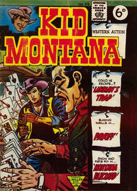 Cover Thumbnail for Kid Montana (L. Miller & Son, 1959 series) #59