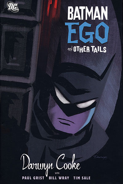 Cover for Batman: Ego & Other Tails (DC, 2007 series)