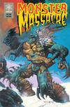 Cover for Monster Massacre (Atomeka Press, 1993 series)