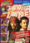 Cover for Disney Adventures Comic Zone (Disney, 2004 series) #Summer 2006 [8]
