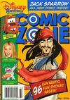 Cover for Disney Adventures Comic Zone (Disney, 2004 series) #Fall 2006 [9]